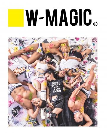 W-MAGICキービジュアル