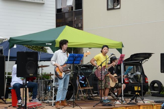 ステージイベントも開催。