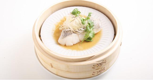 香港風 本日の鮮魚のスチーム 950円(税抜)