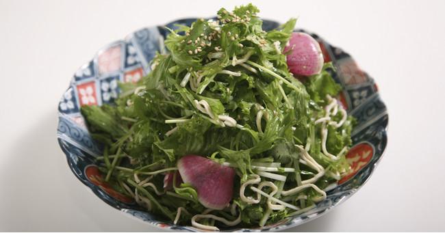山盛りグリーンサラダ 850円(税抜)