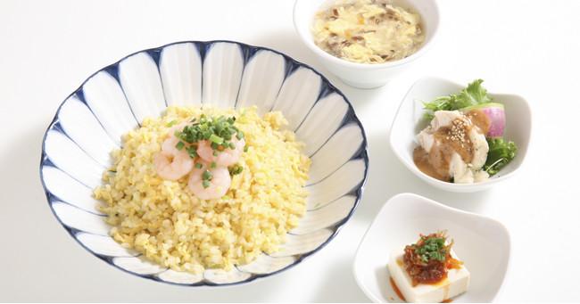 今週の炒飯ランチ(スープ・小鉢2個付き) 1,000円(税抜)