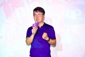 プロジェクト総責任者のDaniel (UpLive台湾CEO)