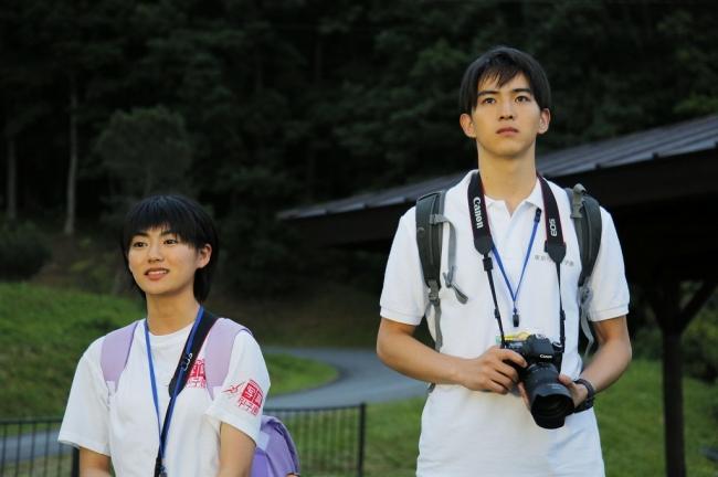 映画「写真甲子園 0.5秒の夏」(C)シネボイス