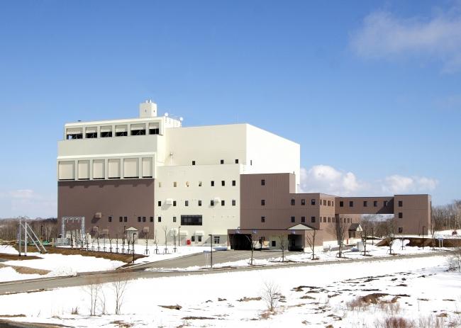 釧路広域連合清掃工場