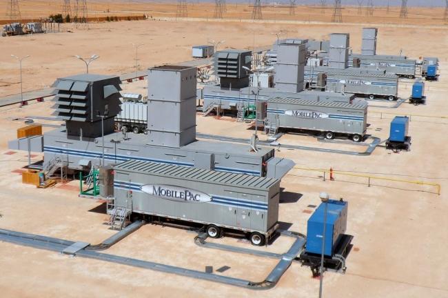 3万kW FT8(R) MOBILEPAC(R)
