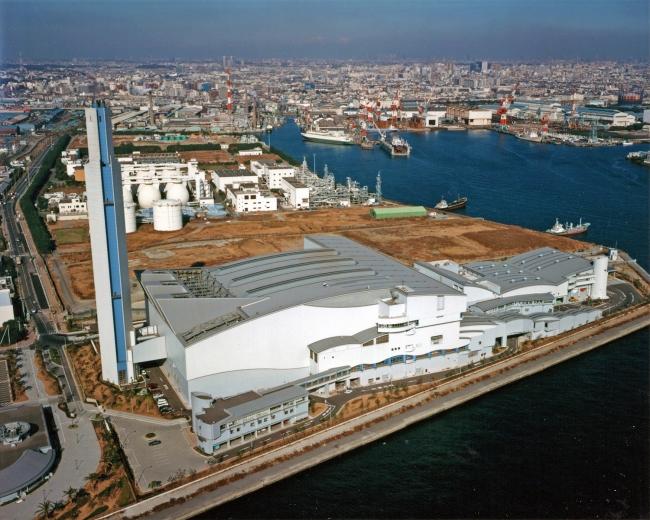 横浜市資源循環局鶴見工場