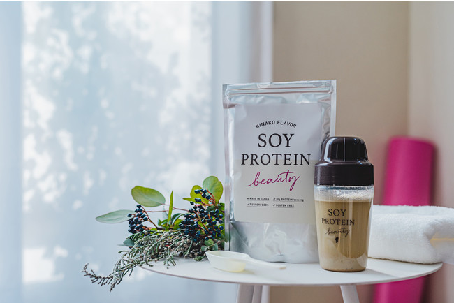 SOY PROTEIN beauty