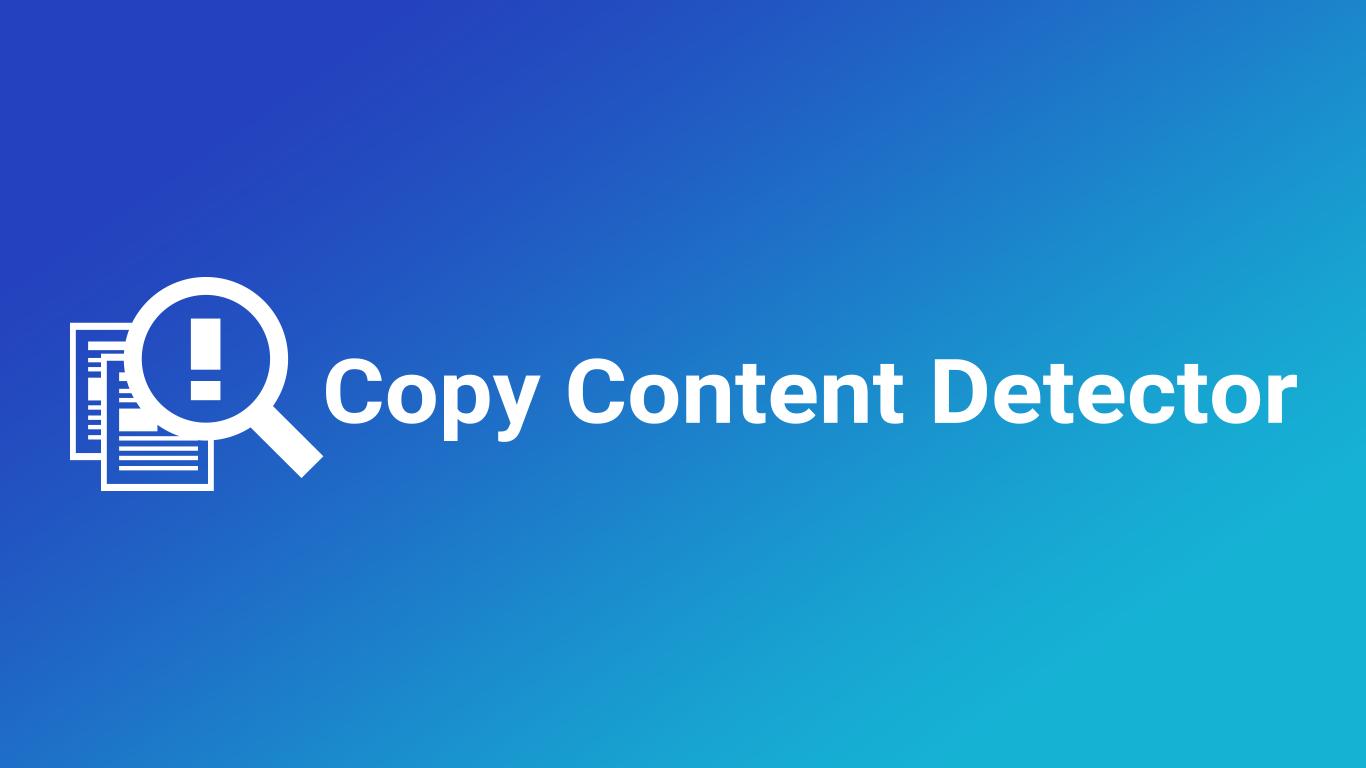 日本初!クラウド型コピペチェックツール「CopyContentDetector」の技術について特許を取得。