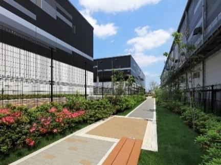 Landport青梅プロジェクト:ツナグロード