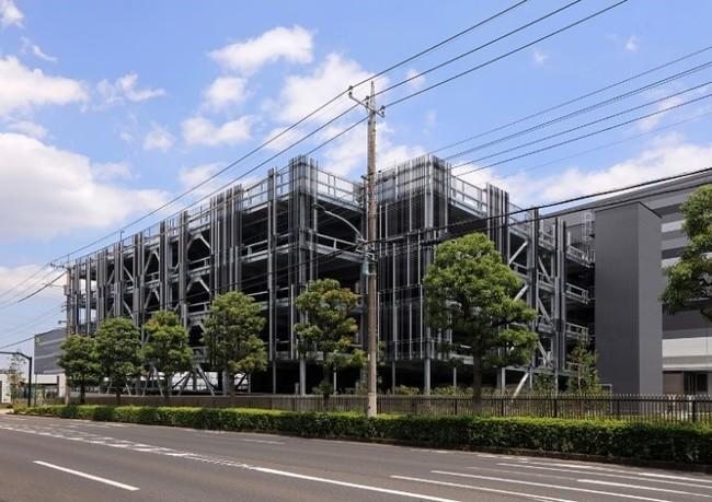 Landport青梅III:立体駐車場棟