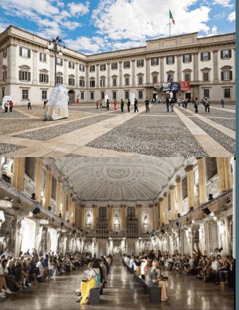 パラッツォ・レアーレ(Palazzo Reale)