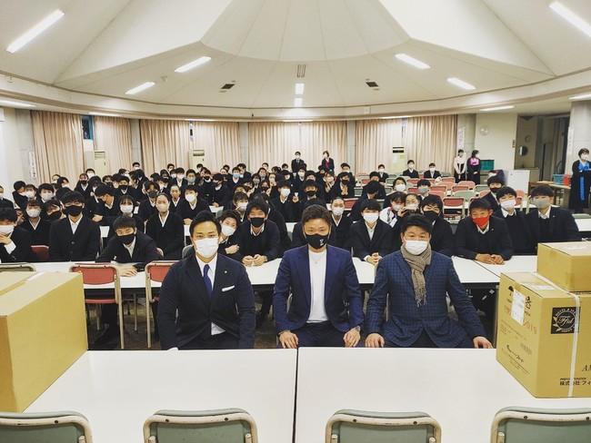 ※東京朝鮮中高級学校より掲載許可承認済