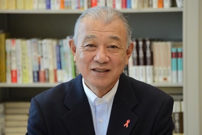 日本財団会長 笹川陽平