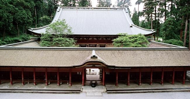 比叡山延暦寺 東塔 根本中堂