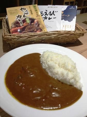 【バーラウンジ】富山のご当地カレー