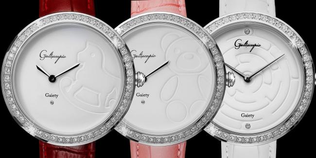 ガルティスコピオの新作 GAIETY はシンプルで大人かわいいレディース腕時計