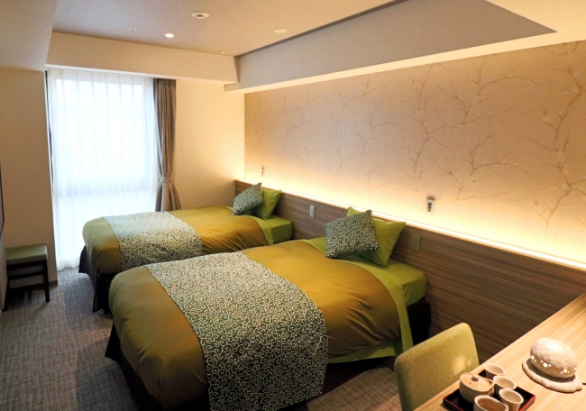 緑茶ルーム-Green Room-