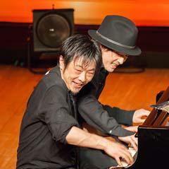 兄弟ピアノ・デュオ「レ・フレール」
