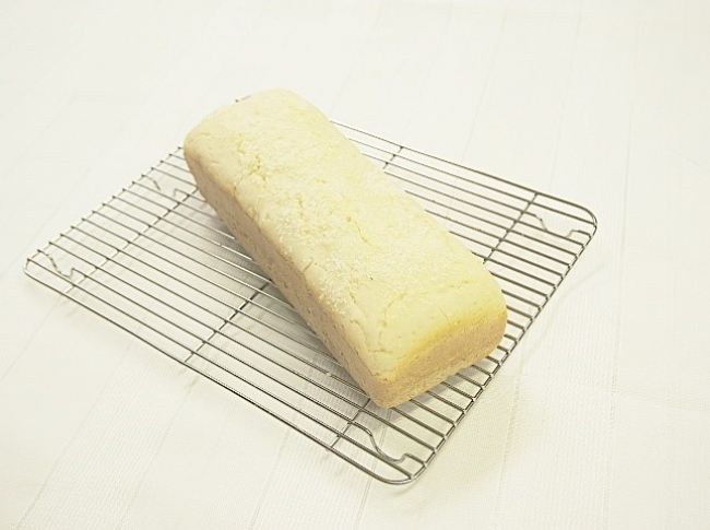 米粉100%で作るふわふわレシピ「ココナッツミルクソフトパン」