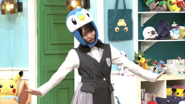 森田ひかるのかわいいポーズは必見!