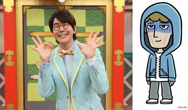 花江夏樹と新キャラクター「病ジャック」