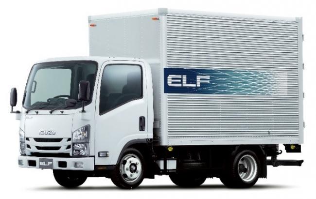 新型「エルフ」