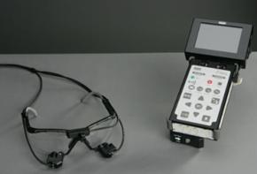 アイマークレコーダー  (株) ナックイメージテクノロジー