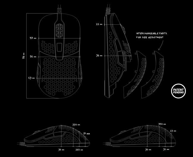 M42 寸法図