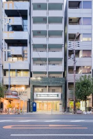 SJ大阪セントラル外観