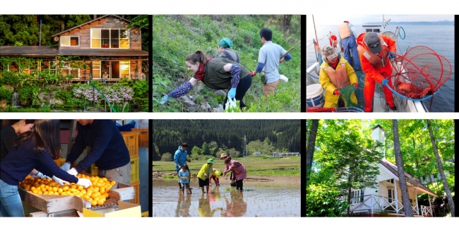 STAY JAPANにおける農泊施設