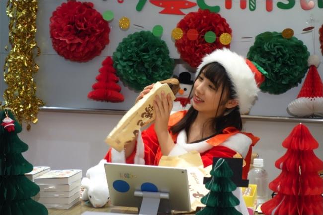 SHOWROOMに、ちょっぴり遅めの与田サンタが登場。与田ちゃんは