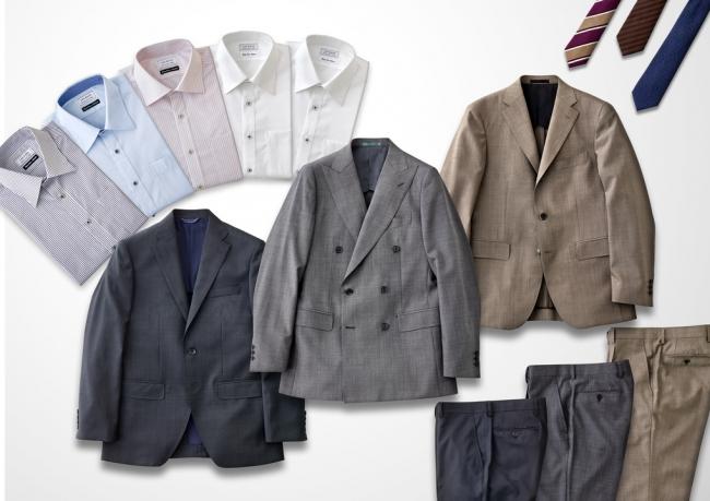 fe01bad551f9f 体型・好み・利用シーンなどの要望にあわせスタイリングされたスーツ(またはジャケット・スラックス)スタイルを、利用者は気軽に楽しむことができます。