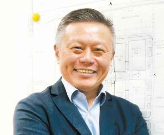 新金宝グループ CEO Simon Shen