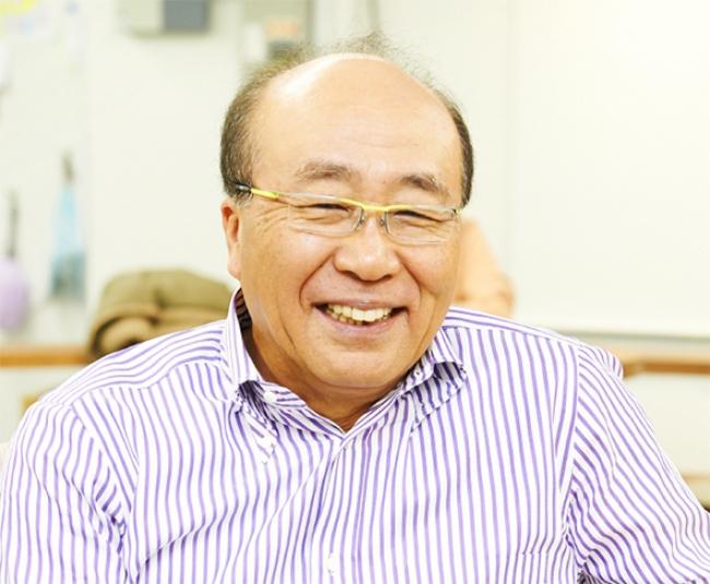 協和 代表取締役 堀内泰司