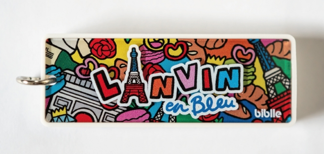 LANVIN en Blue × SHETA スペシャルデザイン(非売品)