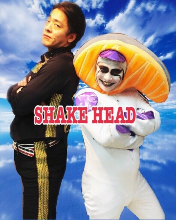 SHAKE HEAD