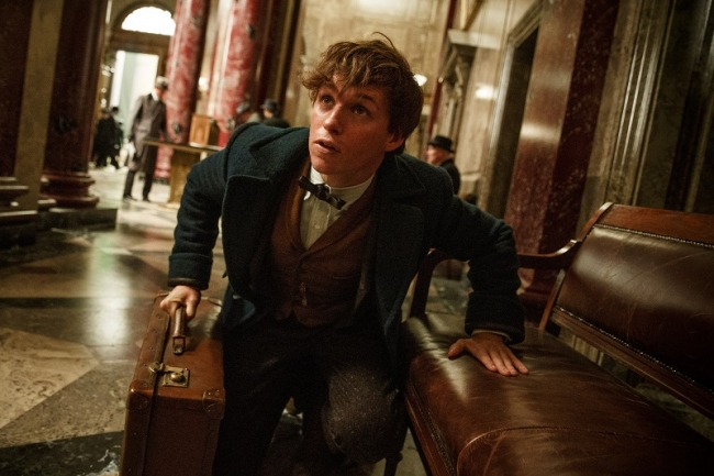 (C) 2016 Warner Bros. Ent. All Rights Reserved. Harry Potter and Fantastic Beasts Publishing Rights (C) JKR.