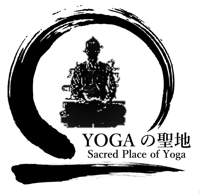 ヨガの聖地ロゴ