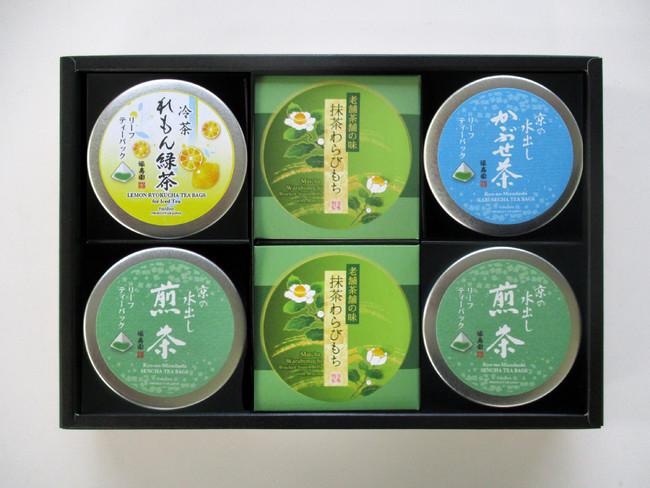 冷茶を楽しむティーギフト(FWL-400R) 4,320円