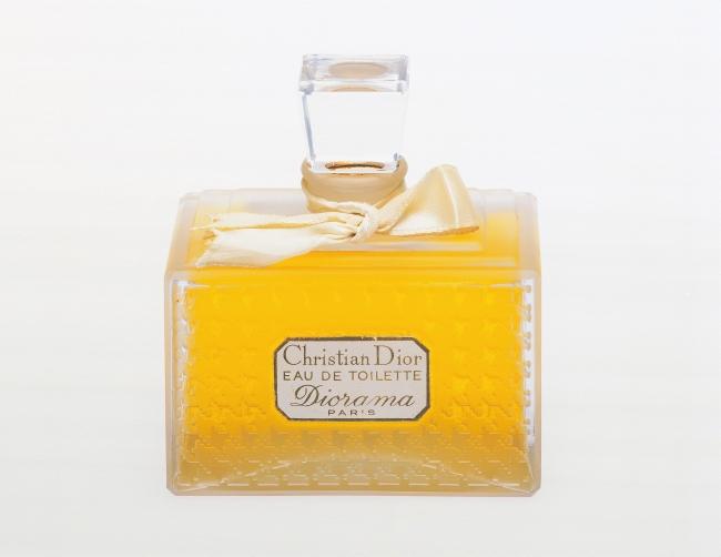香水瓶「ジオラマ」 1949年 クリスチャン・ディオール