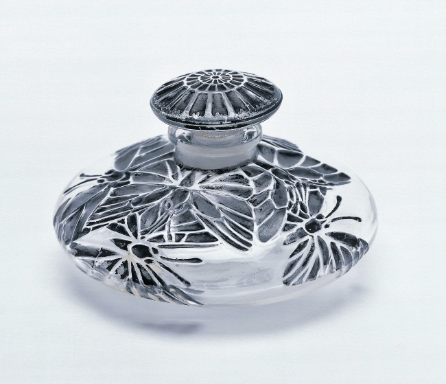 ルネ・ラリック 香水瓶「ミスティ」原型制作:1925年 L. T. ピヴェール