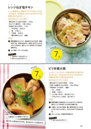 スープジャー研究家・たっきーママだからこその、アイデアレシピが満載です!