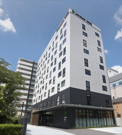 ホテル外観 2017年11月1日開業