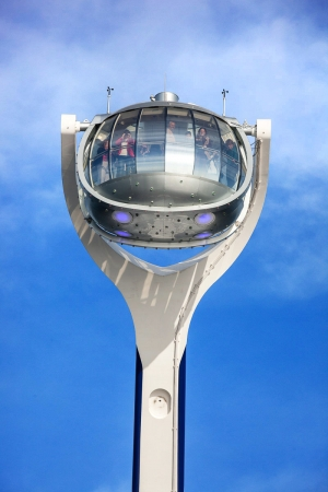 ノーススター:360度大海原を見渡せる空中遊覧