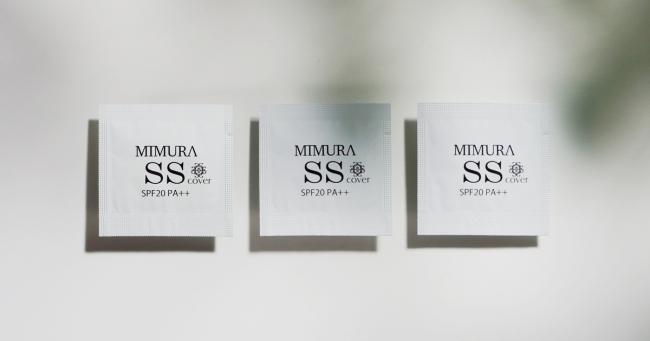 ミムラ スムーススキンカバー(試供品3回分)