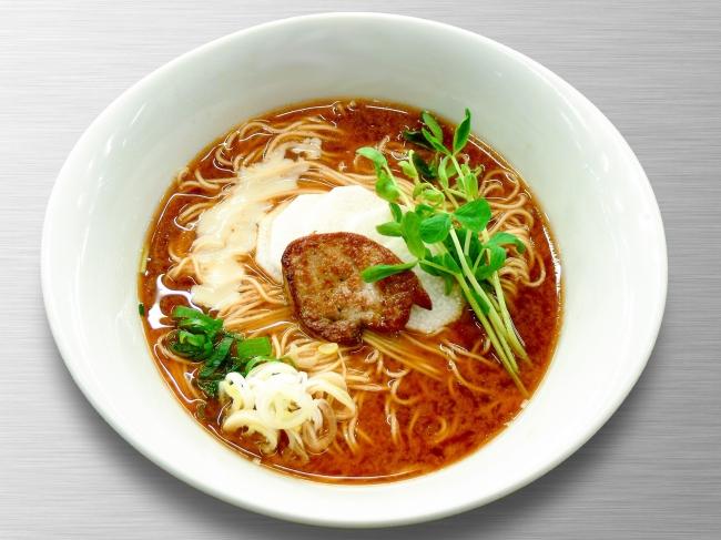 フォアグラ味噌らぁ麺