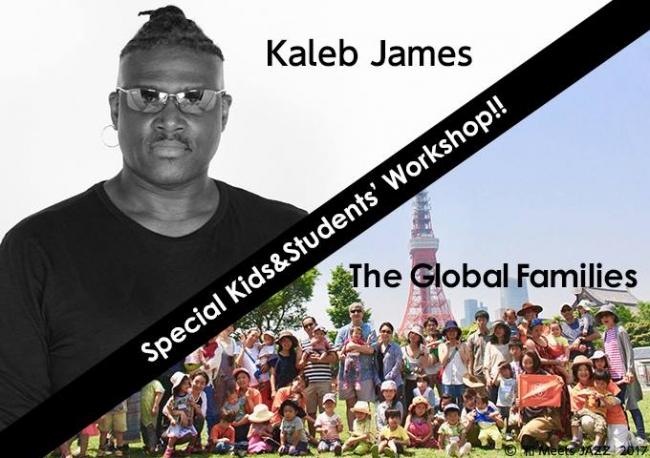 Kaleb James(Key,Vo.) x NPO-The Global Families