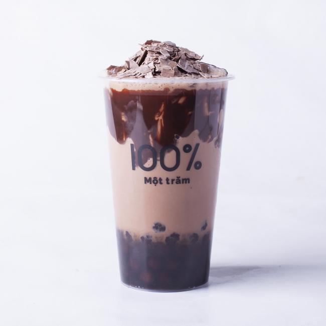 チョコレートミルク 550円