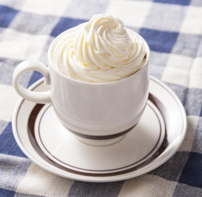 生クリームコーヒー