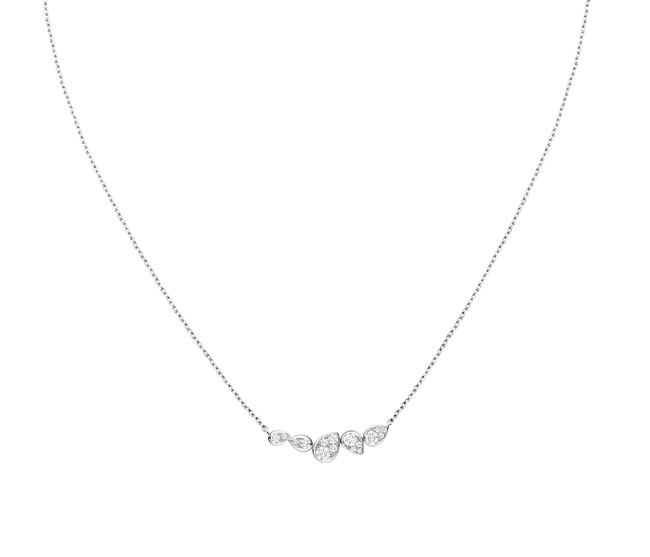 「ジョゼフィーヌ」 コレクション ロンド デグレット ネックレス ¥ 649,000 (税込)